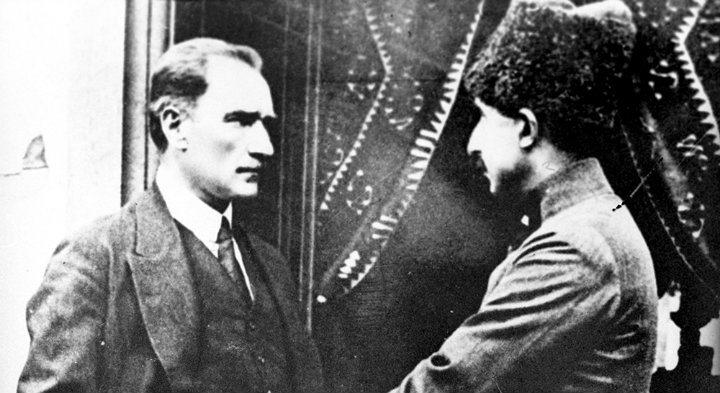 Atatürk'ün İsmet İnönü'ye yazdığı mektup