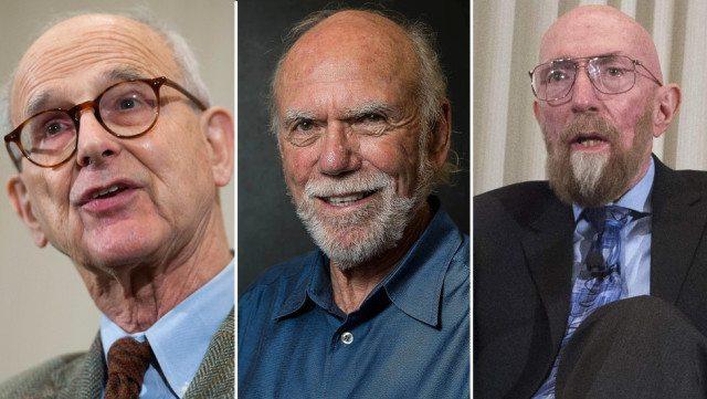Nobel Fizik Ödülü'nü üç ABD'li bilim insanı paylaştı