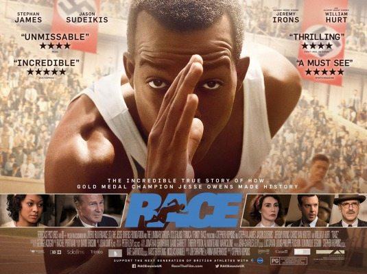 Race: Rüzgarın oğlu atletizm efsanesi Jesse Owens