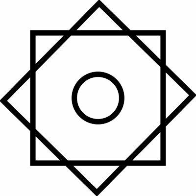 rub el hizm selçuklu yıldızı sekiz köşeli yıldız İYİ parti sembolü