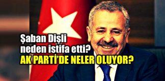 Şaban Dişli neden istifa etti? AK Parti'de neler oluyor?