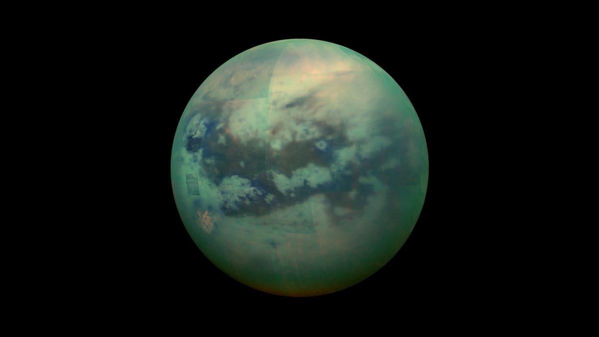 Titan uydusu
