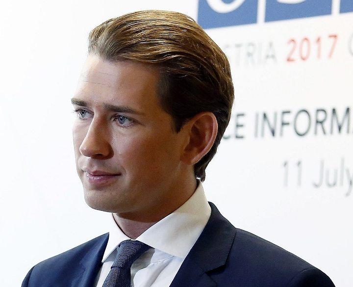 sebastian kurz austria chancellor avusturya başbakanı