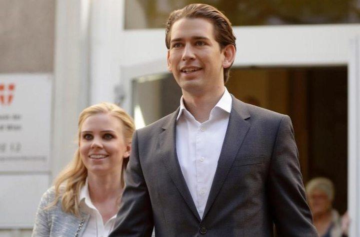 sebastian kurz austria chancellor avusturya başbakanı övp