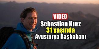 Sebastian Kurz 31 yaşında Avusturya Başbakanı