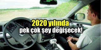 Sürücüsüz arabalarda araç sigortası nasıl olacak?