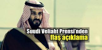 Suudi Arabistan'dan flaş açıklama: Ilımlı İslam'a dönüyoruz^muhammed bin selman