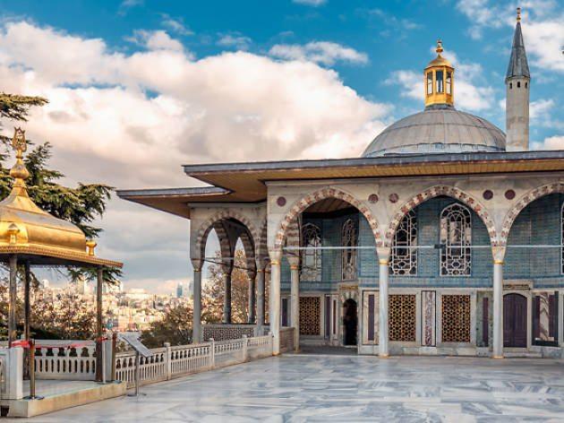 topkapı sarayı hasbahçe imar suri sultani