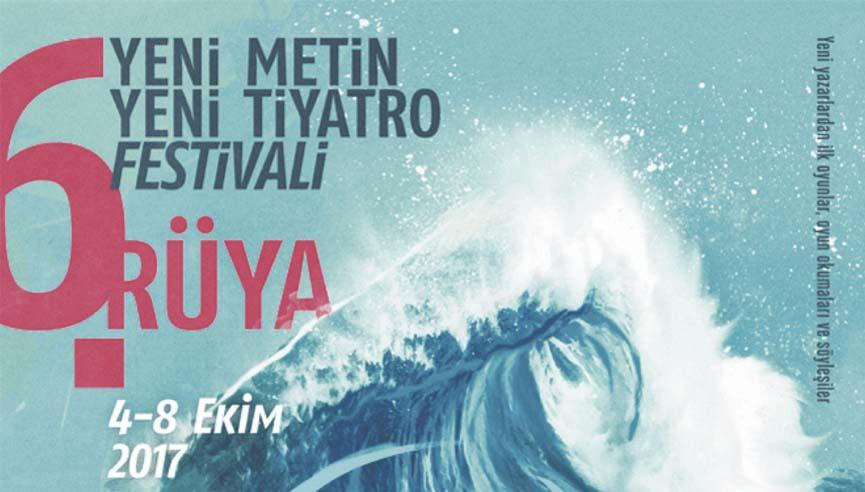 Yeni Metin Yeni Tiyatro Festivali