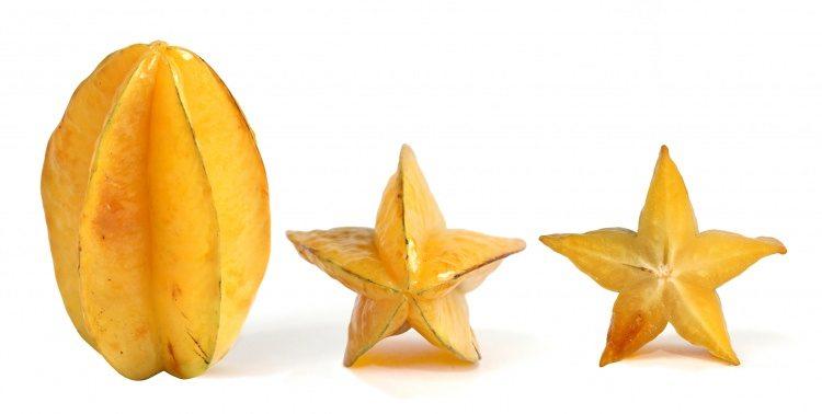 yıldız meyvesi karambola carambola