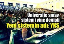 Yükseköğretim Kurumları Sınavı (YKS) ile neler değişti?