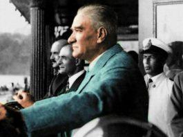 10 Kasım: Mustafa Kemal Atatürk sizsiniz!