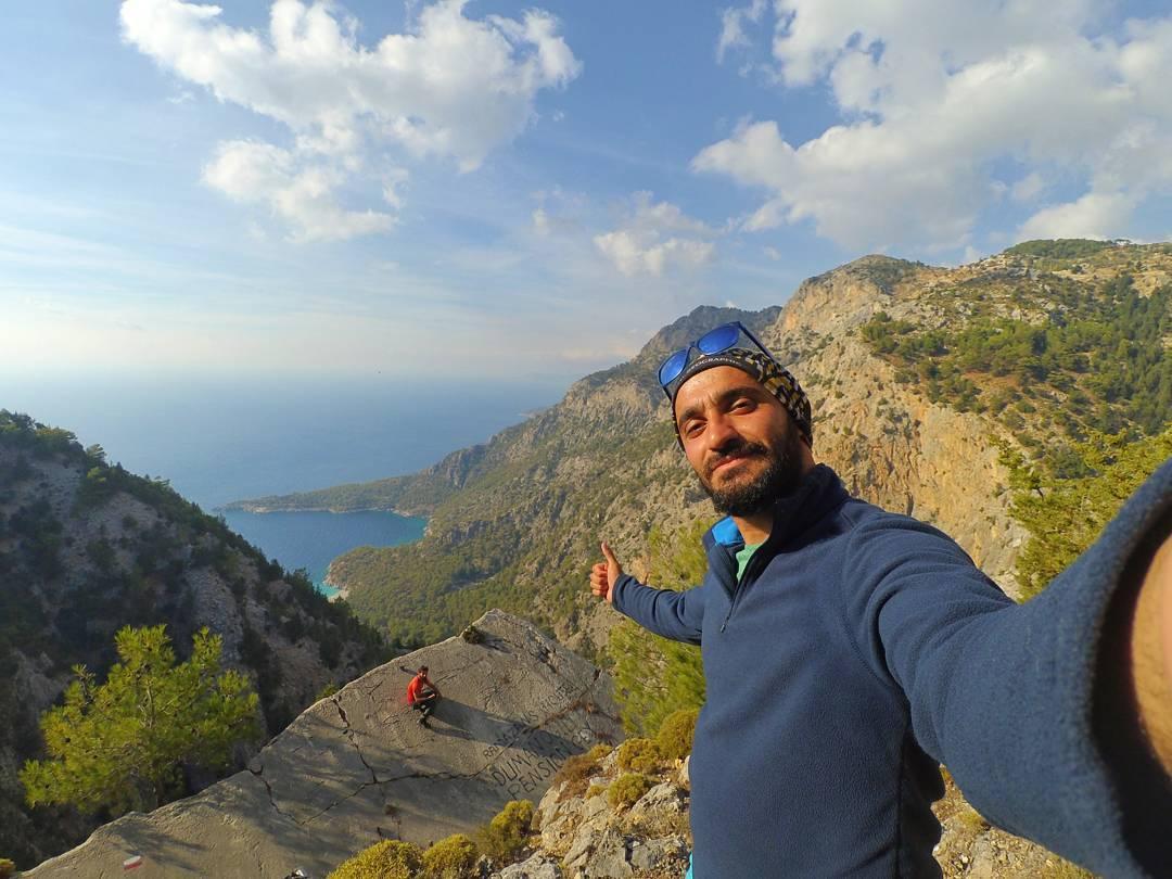 Zeki Kocaboğa otostop gezi seyahat türkiye anadolu gezisi