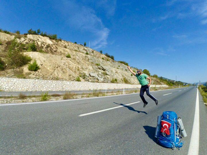 Zeki Kocaboğa: Sırt çantalı bir seyyah