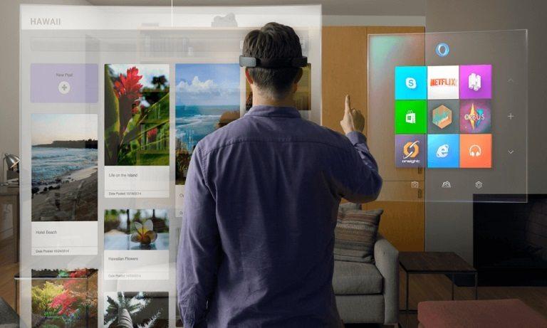 Augmented Reality (Artırılmış Gerçeklik)