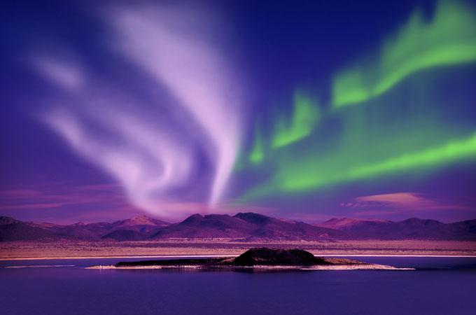 Aurorafobi kuzey ışıkları fobi