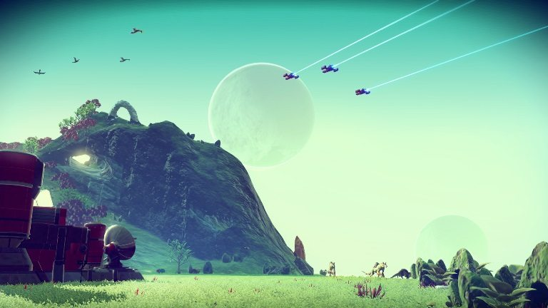 No Man's Sky:  119 TL'den 78 TL'ye Steam'de!