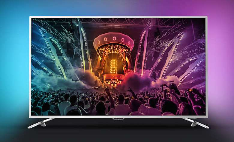 Philips 4K Ultra HD Android LED TV (123 ekran) - 4299 TL yerine 2999 TL