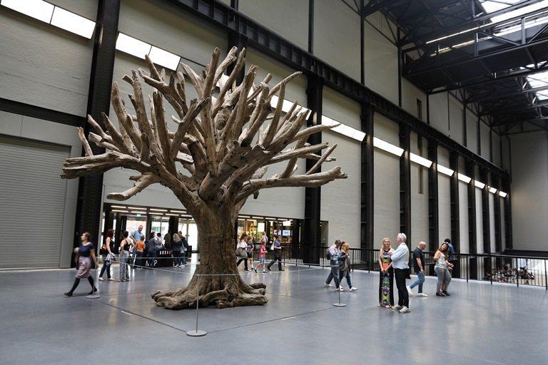 Tate Modern, Londra, İngiltere