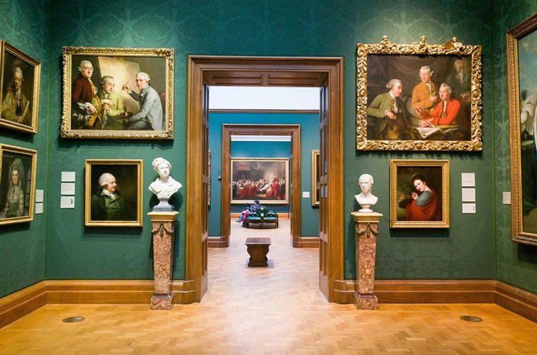 Ulusal Galeri, Londra, İngiltere