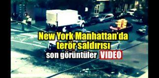Video: New York'taki saldırıdan son görüntüler
