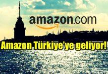 Amazon Türkiye geliyor! Tarih belli oldu!