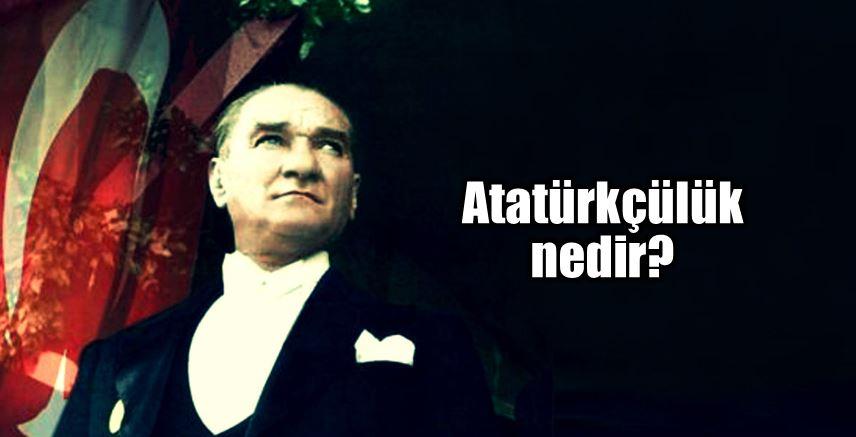 Atatürkçü olmak Laik Cumhuriyetçi olmaktır!