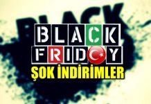 Black Friday Türkiye en iyi indirimler