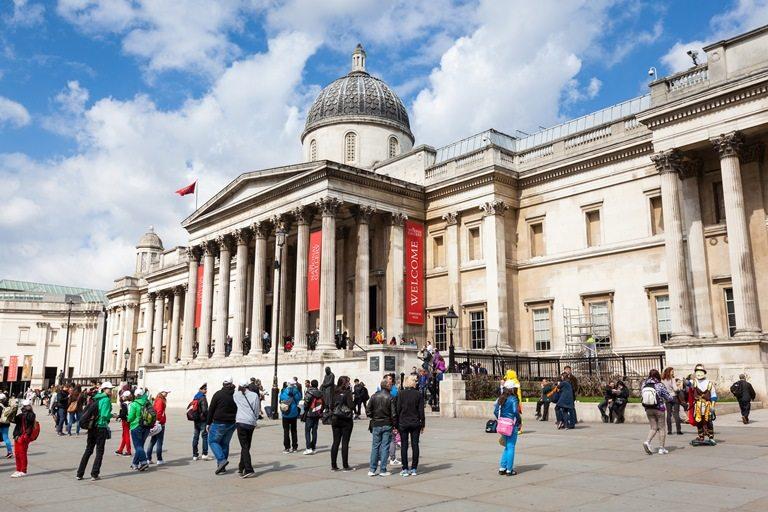 British Museum, Londra, İngiltere