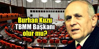 Burhan Kuzu TBMM Meclis Başkanı olur mu?