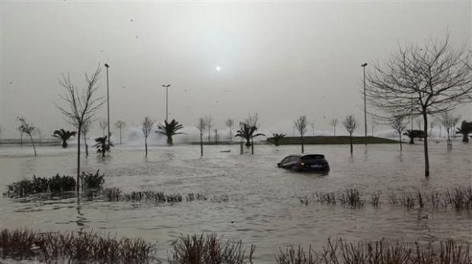 istanbul marmara depremi tsunami