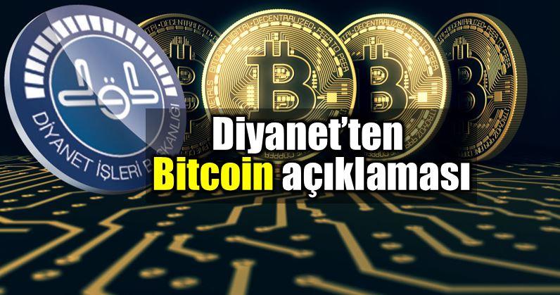 Diyanet'ten Bitcoin ve Ethereum kripto para birimleri açıklaması