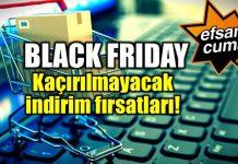 Efsane Cuma: Black Friday 2017 indirimleri başladı!