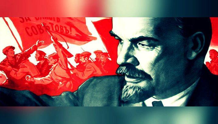 100. yılında Ekim Devrimi