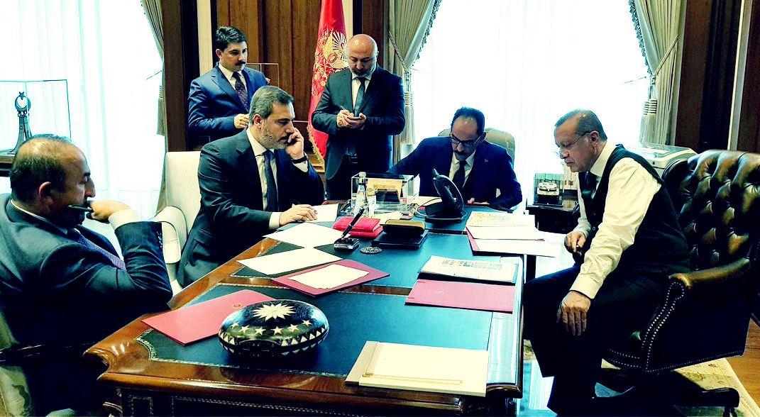 Erdoğan ile Trump telefon görüşmesinde 3 detay!