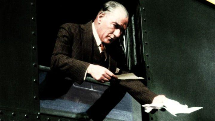 Aydınlanma devriminin evrensel şahsiyeti Atatürk