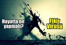 Hayatta ne yapmalı? Fikir Virüsü