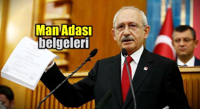 kemal kılıçdaroğlu man adası belgeleri