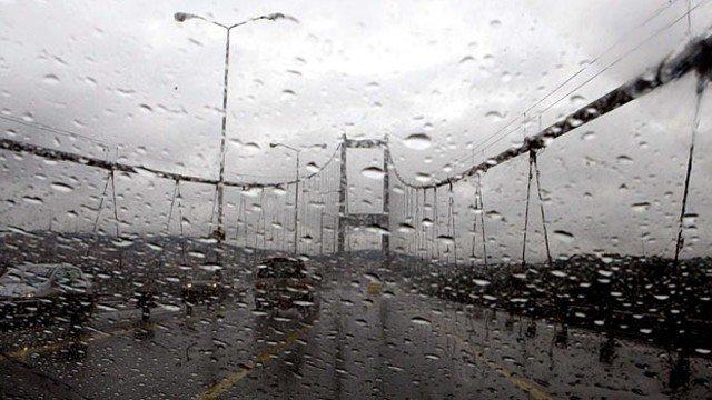 Meteoroloji'den İstanbul için kuvvetli yağış ve soğuk uyarısı