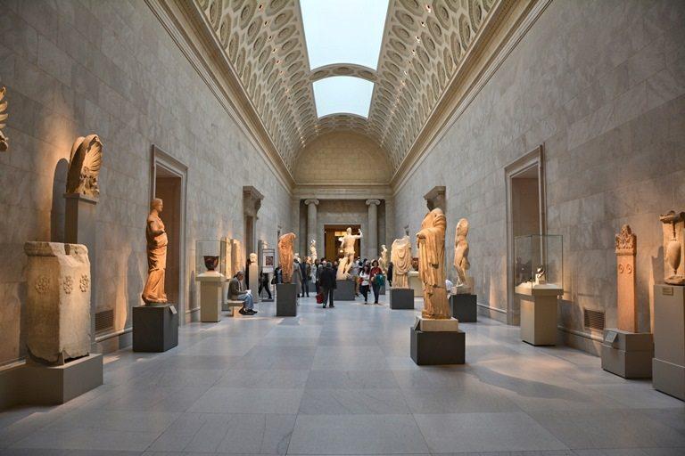 Metropolitan Sanat Müzesi, New York, ABD