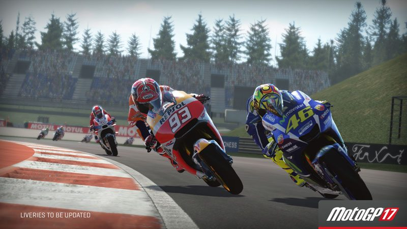 MotoGP 17: 209 TL'den 156 TL'ye Steam'de!