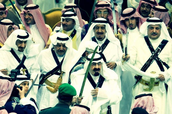 suudi prensler bakanlar tutuklandı