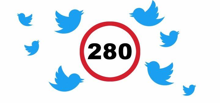 Twitter 280 karakter
