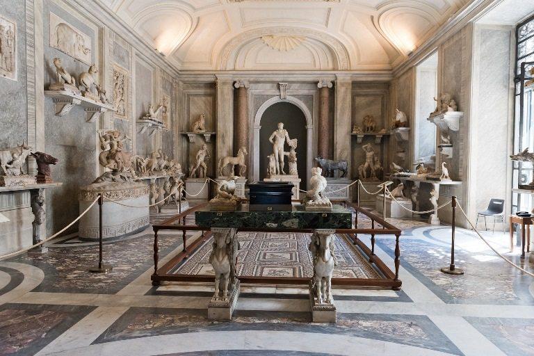 Vatikan Müzesi, Vatikan