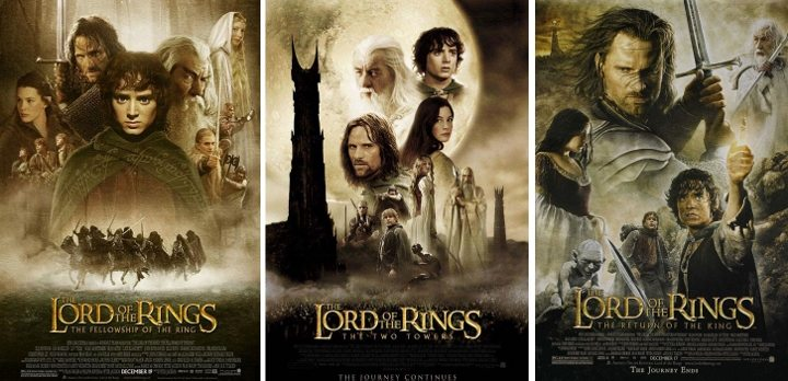 yüzüklerin efendisi dizi lord of the rings tv series amazon video
