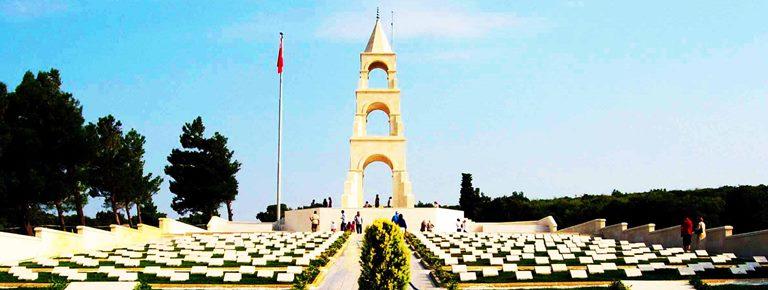 57. alay çanakkale şehitliği şehitler anıtı abidesi