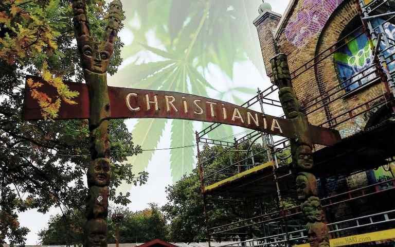christiania danimarka kopenhag christmas noel kutlamaları ziyaret