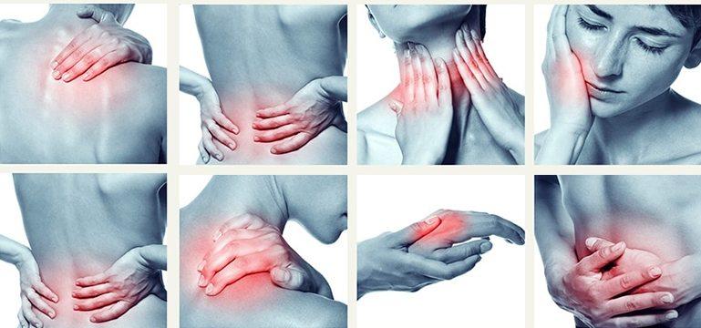 Fibromiyalji nedir? Belirtileri ve tedavisi nasıl? noktaları egzersiz masaj