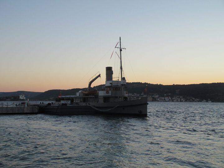 çanakkale nusret mayın gemisi