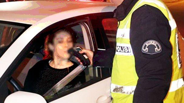 Alkollü araç kullananlara trafik cezaları alkol metre
